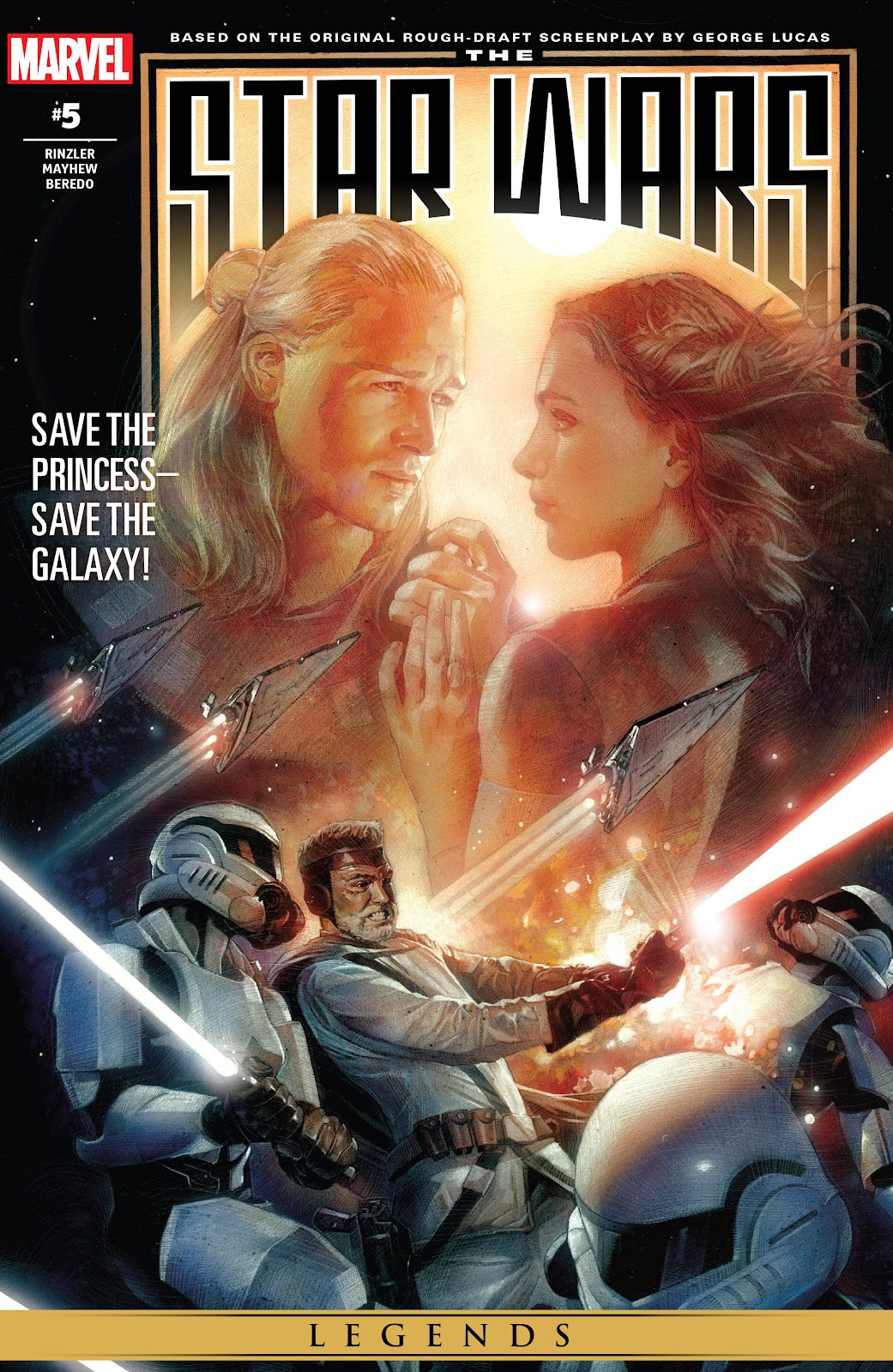 Read online Star Wars Legends: Infinities - Epic Collection comic -  Issue # TPB (Part 4) - 93