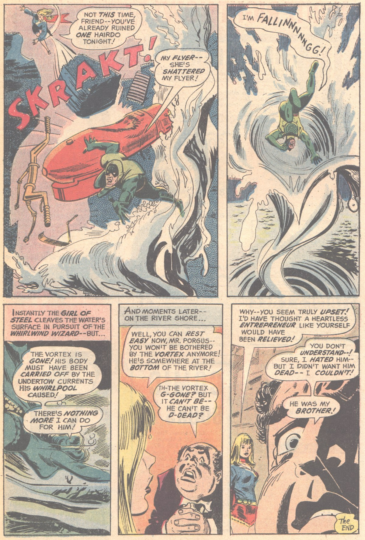 Read online Adventure Comics (1938) comic -  Issue #414 - 11