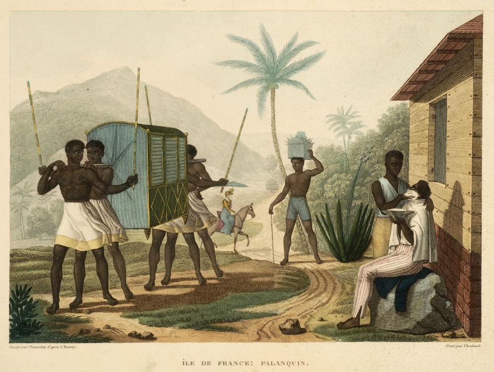 Res Obscura: Daily Life as a Slave