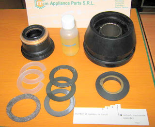MM APPLIANCE PARTS SRL MM VENTA REPUESTOS Y PARTES DE