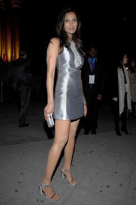Padma Lakshmi Feet Starlight Celebrity