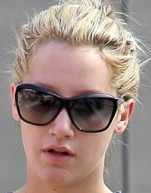 51fbcd7541682 Ashley Tisdale Chanel Sunglasses ~ Fame Sunglasses