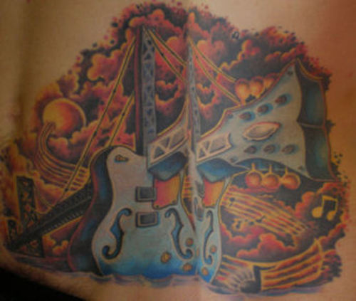 Posted by tattoo designs at 1:42 PM. Labels: Band Tattoos