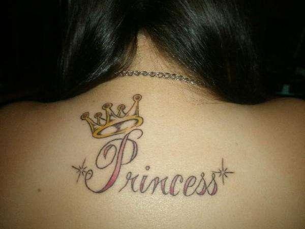 Trendy Tattoo Ideas Princess Crown Tattoos