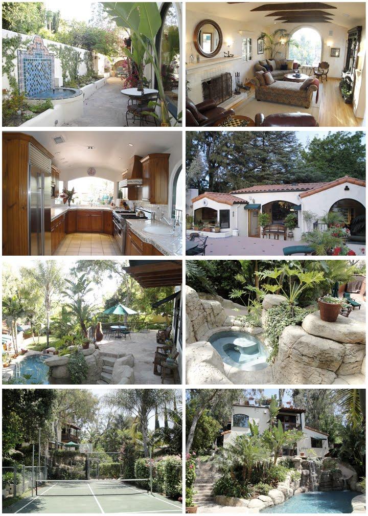Demi Lovato Sherman Oaks House Celebrity Houses