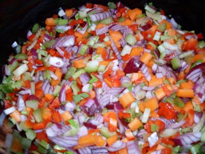Beef, Vegetable and Barley Soup