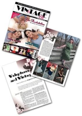 Va-Voom Vintage in Vintage Life Magazine
