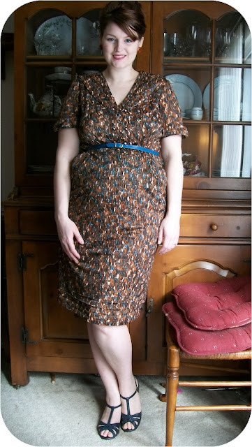 vintage maternity fashion via va voom vintage blog