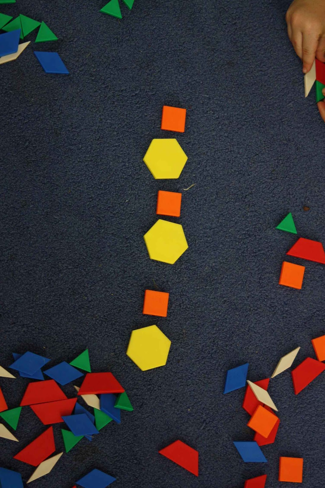 4a At Banksia Beach Repeating Patterns