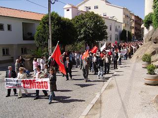 Tortosendo - PCP: 1º de Maio no Tortosendo