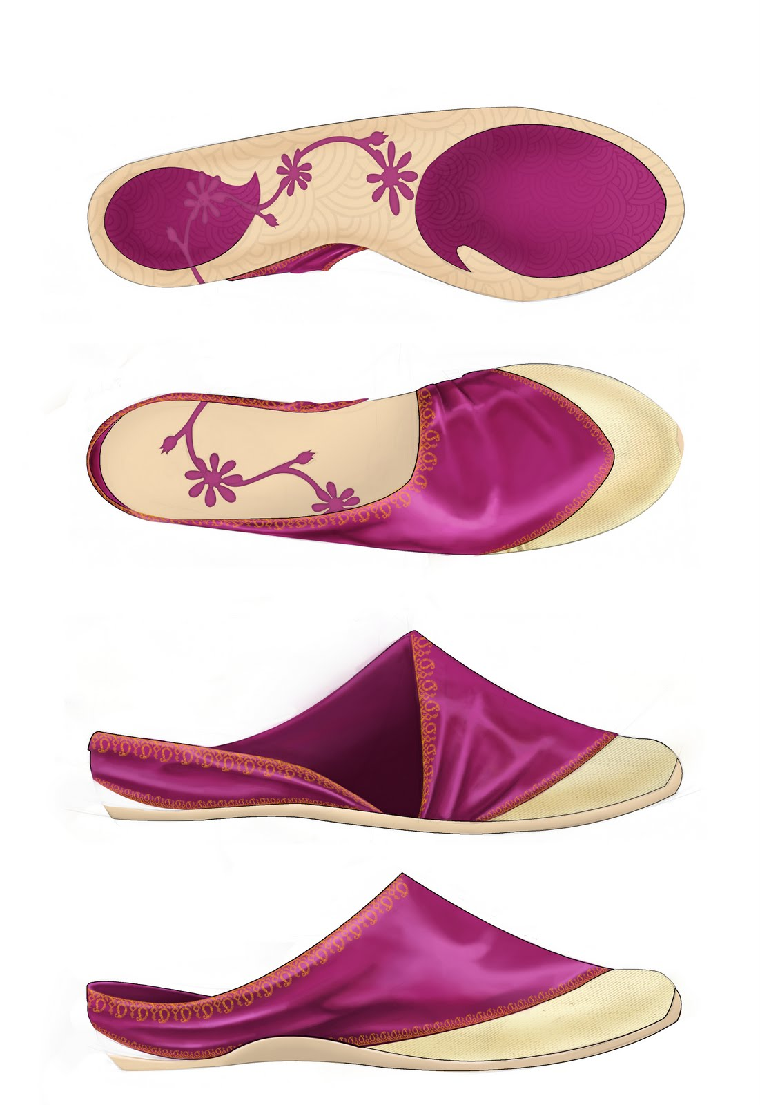 Hush puppy shoe final color scheme eba2e6a87