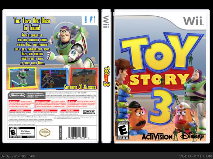 Toy Story 3 ahora en videojuegos