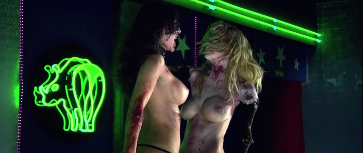Zombie Strippers Sex Scene 33