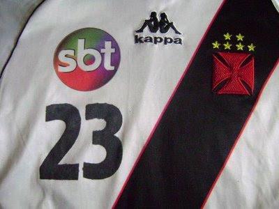 56731617dc7d9 Camisa do jogador Alex Oliveira usada na final da Copa João Havelange