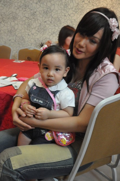 AlaHai GAMBAR Anak Artis Dalam Fesyenista Baby KIKO
