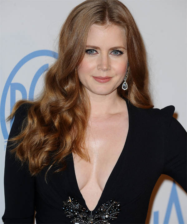 Amy Adams: Redhead Haven: Amy Adams Revealed Her Curves In Very Low