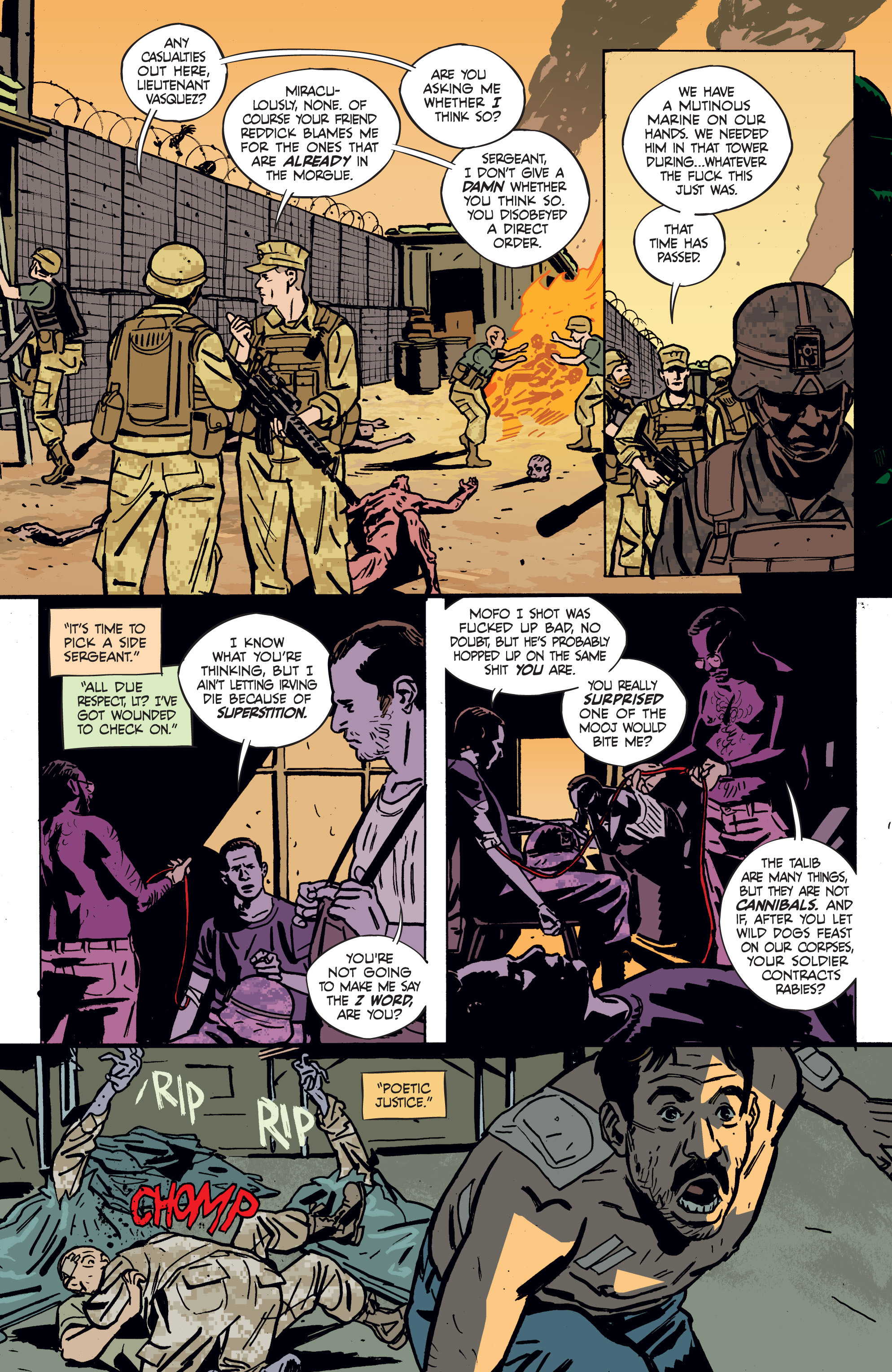 Read online Graveyard of Empires comic -  Issue # TPB - 57