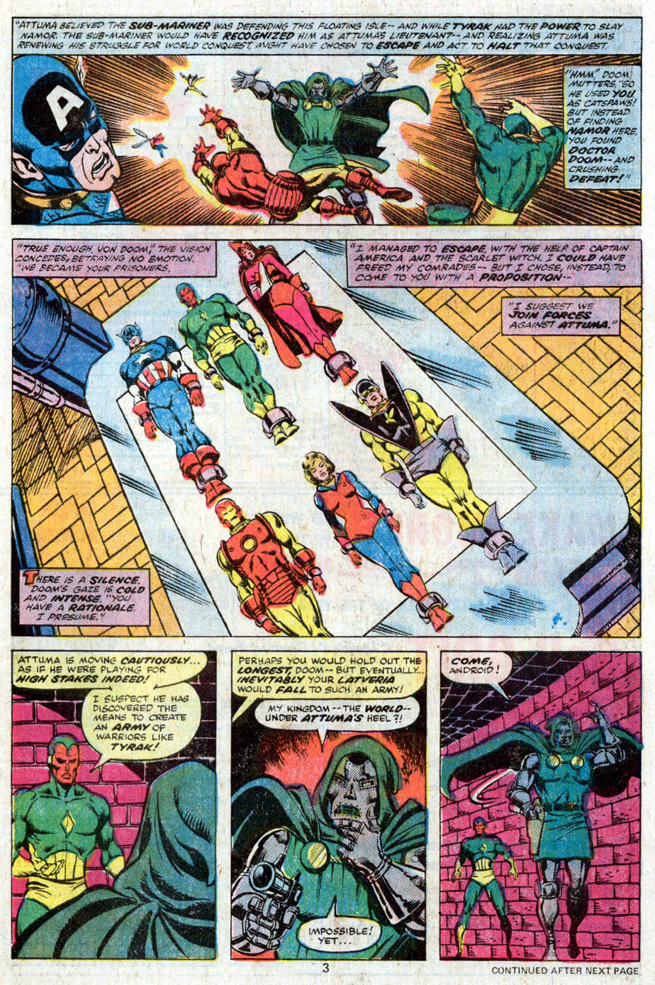 The Avengers (1963) 156 Page 3