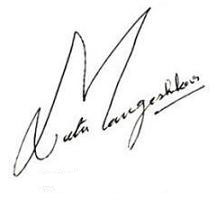 SOFT MINDS: Signature of Some Very Famous People