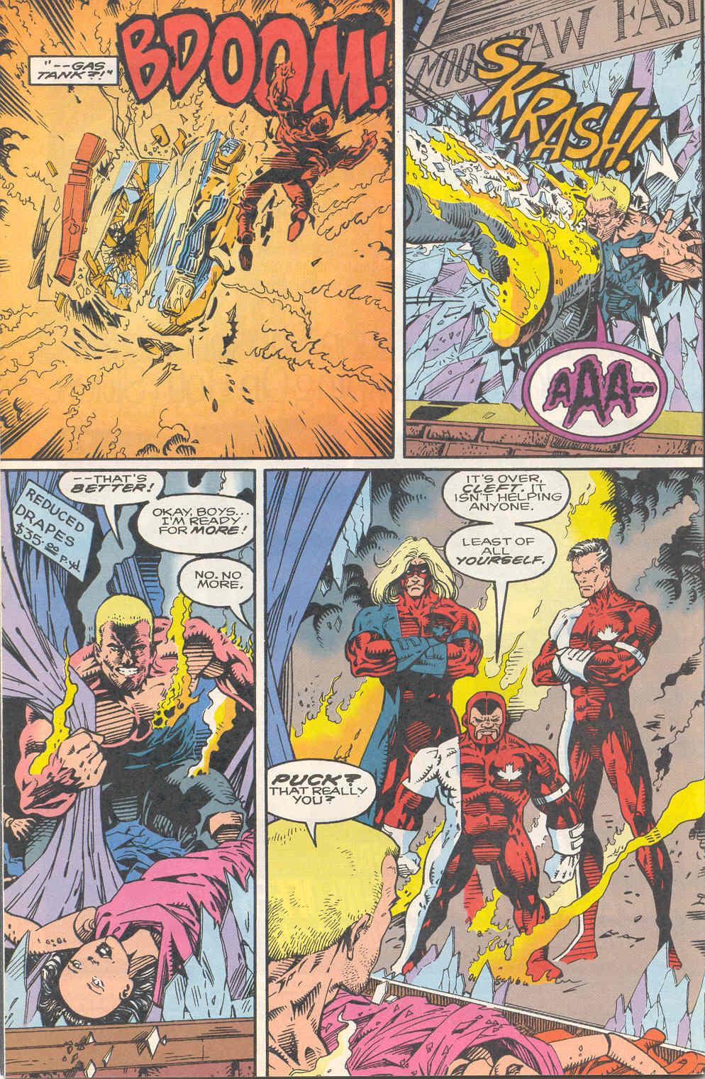 Read online Alpha Flight (1983) comic -  Issue #122 - 22