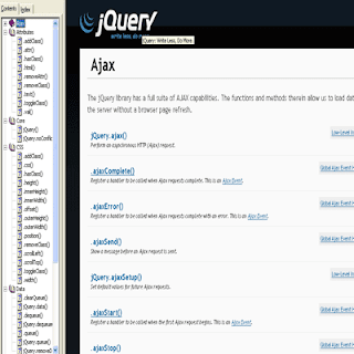 Jquery 1 4 Full Documentation In Chm Format | Design Inspiration