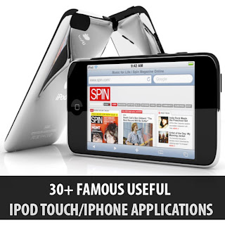 Famous Useful iPod Touch/iPhone Applications