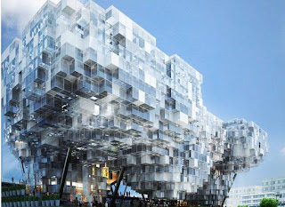 Incredible Buildings From The Future