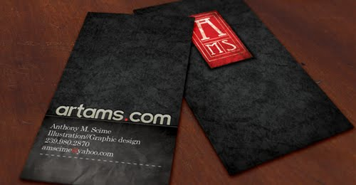 artams.com business card