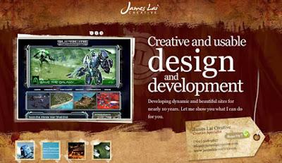 web slideshows