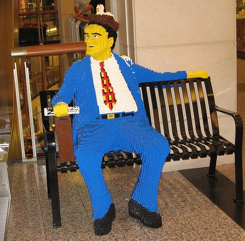 Superb Lego Sculptures