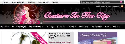Cheeky Fashion Blog Designs