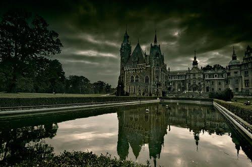 Castle fantasy wallpaper