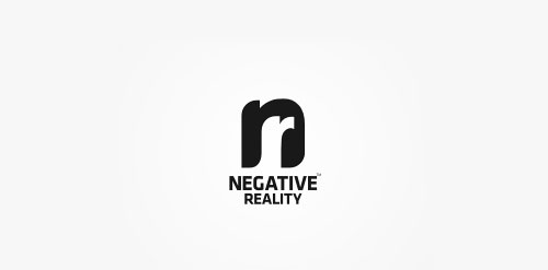 Negative Reality logo design