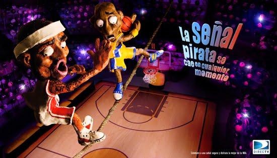 DirectTV: Basketball