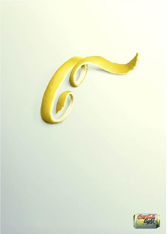 Coca-Cola Light Lemon Peel