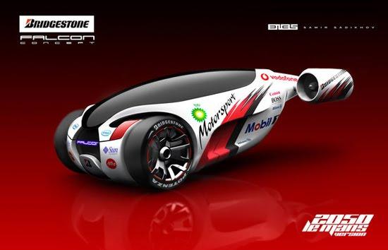 Bridgestone Falcon Concept Car 1