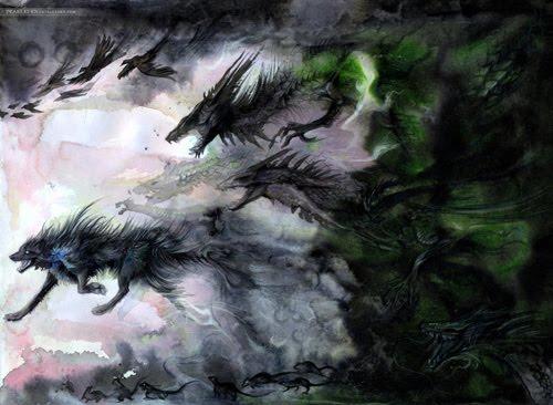 Darkness Bringers by PearlEden