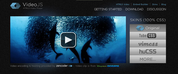 Html5 Video Player Tutorial, Html5 Video Player