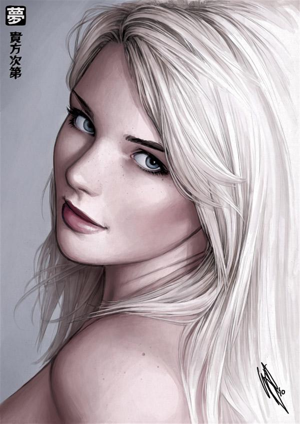Maia by WarrenLouw
