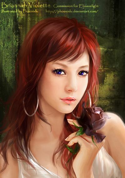 Briannah Violette