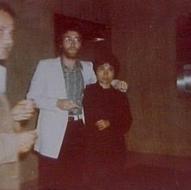 Meet The Beatles For Real John And Yoko 1970 With Short Hair