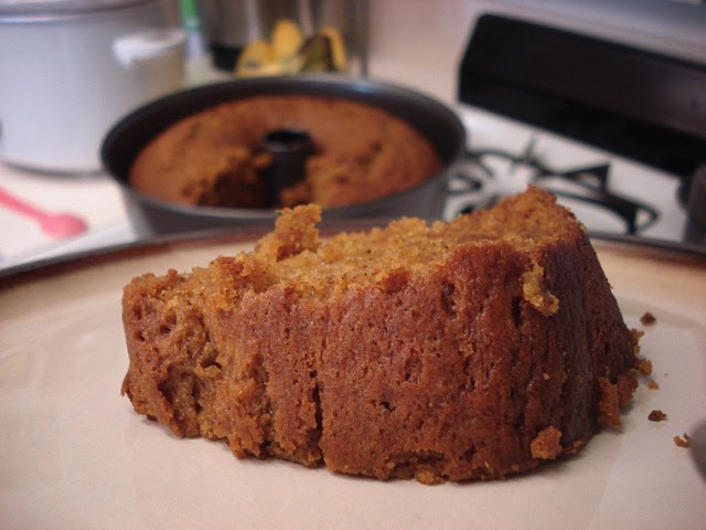 Brooke S Excerpts Amp Extracts Pumpkin Spice Cake