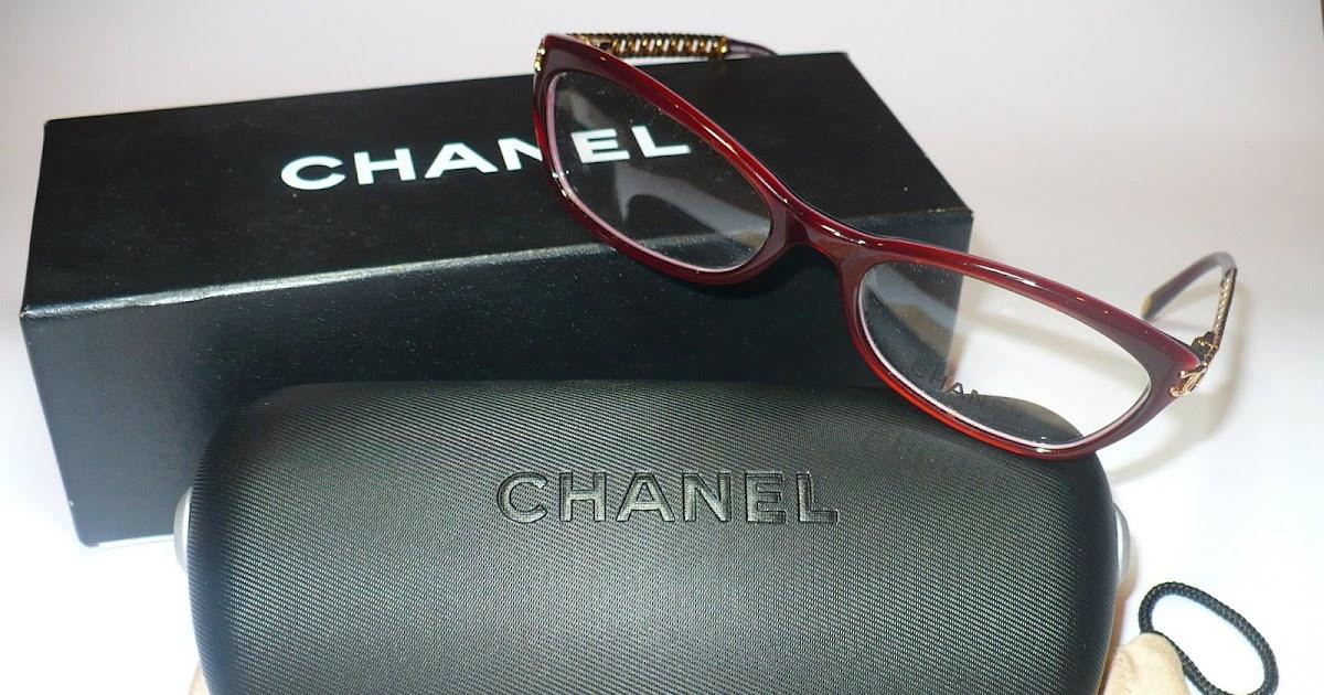 8851eb4582805 óculos De Grau Chanel