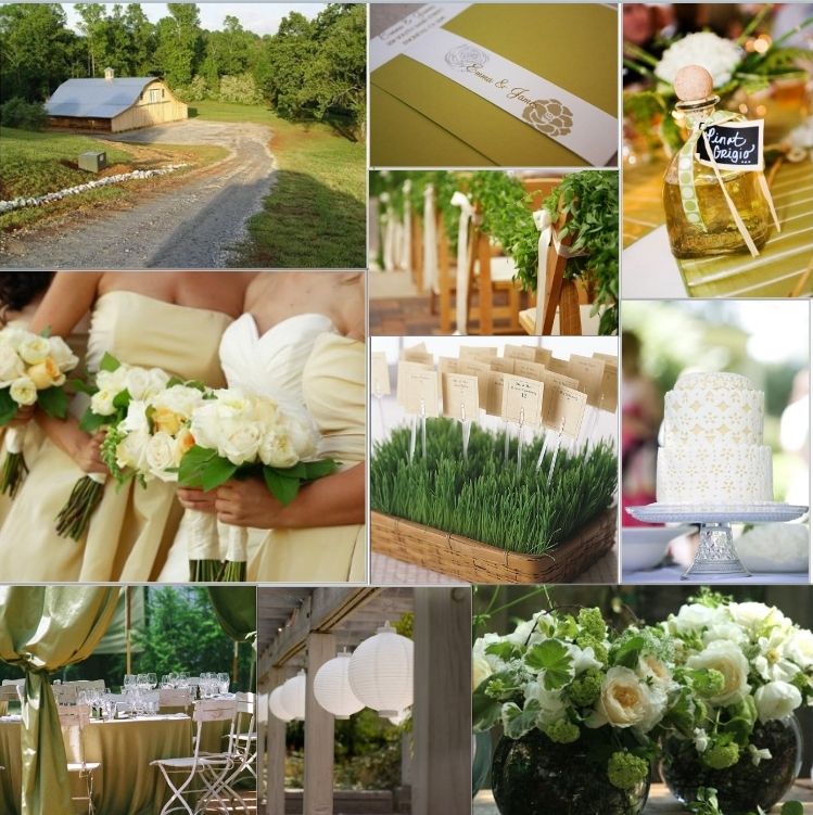 Green Wedding Ideas: Sparkling Events & Designs: {Eye Candy} Napa Valley