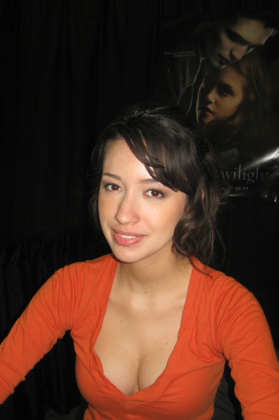 Christian Serratos Twilight