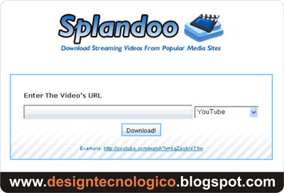 download vídeos web