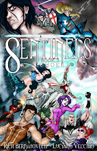 SENTINELS BOOK 3: ECHOES