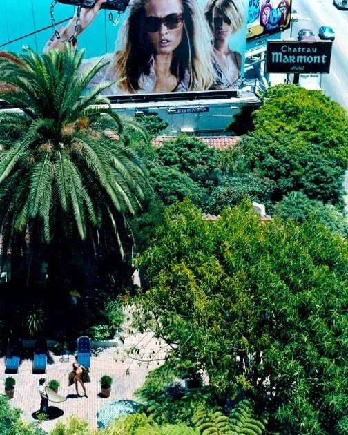 What's Up! Trouvaillesdujour: The Chateau Marmont Hotel