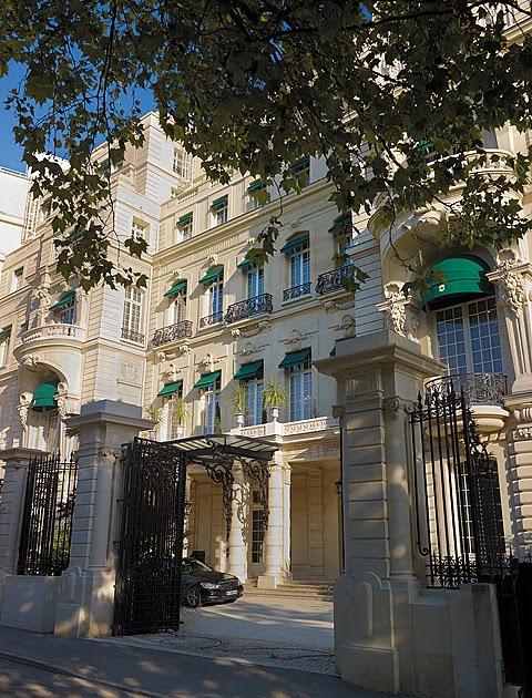 Star Hotels Paris France