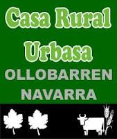 Centro de Turismo Rural y Agroturismo  Casa Rural Navarra Urbasa Urederra. Ven a conocernos… te sorprenderás